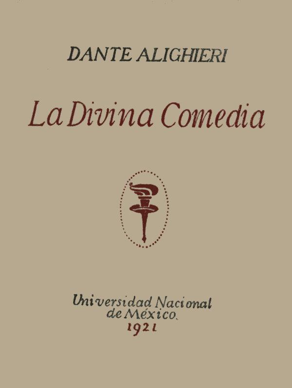 La Divina Comedia | Project Gutenberg ~ Manuel Aranda y